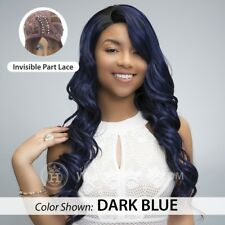 100% HUMAN HAIR BLEND LABELLA ZARINA WIG - LACE FRONT WIG