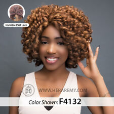 100% PREMIUM SYNTHETIC HAIR - DEEP PART LACE WIG - AMY WIG - HERA REMY