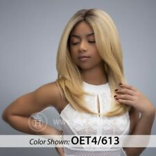 100% HUMAN HAIR BLEND LABELLA FRONT LACE ARIANA WIG - LACE FRONT WIG