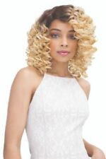 100% HUMAN HAIR BLEND BRAZILIAN SCENT FRONT LACE WIG - JANET COLLECTION NAOMI
