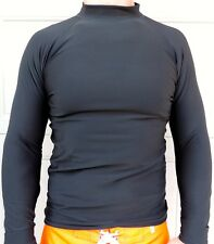 Men's Thermal, Long Sleeve, Rash Guard, LightWeight Warmth, Sizes: S-3XL-SALE