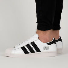 SCARPE DONNA UOMO UNISEX SNEAKERS ADIDAS ORIGINALS SUPERSTAR 80S [CG6496]