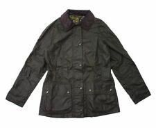 Barbour Classic Ladies Beadnell Waxed Jacket in Olive