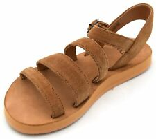 UGG AUSTRALIA WOMAN FLAT SANDALS SHOES CASUAL FREE TIME CODE W ALYSE 1019918 W