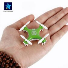 RC Quadcopter 4CH 2.4GHz Headless Mode Drone Green for Cheerson CX-10 SE