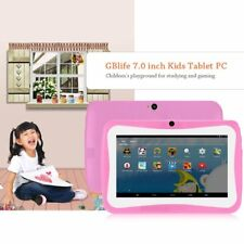 """7"""" Kids Tablet PC 1.5GHZ Quad Core 8GB WIFI Android Tablet 1024x600 Screen UR"""