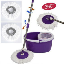 Mopping O-Cedar Easy Cleaning Wring Spin Mop Refill Heads Tool 2 Pack New