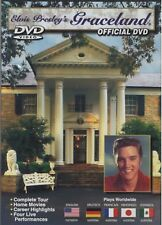Lot REVENDEURS : Lot de 5 DVD Elvis Presley's GRACELAND - DVD OFFICIEL - NEUF