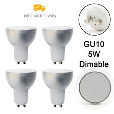 GU10 5W LED Bulbs Spotlight Lamp Light Dimmable Colour Changing RGB App Remote