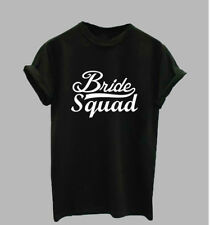 bridesmaid t-shirt, bride hen party t-shirt