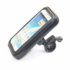 Fashion Waterproof Bike Mount Holder Case Bicycle Cover For Mobile Phone IY