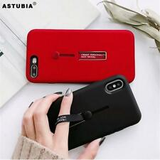 Case For iPhone XS Max Case For iPhone XR X 8 7 6 6S Plus Cover Silicone Stealth