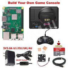 Raspberry Pi 3 B+ (B plus) Retro GAME Kit Retroflag MEGAPI Case Gamepad Assemble