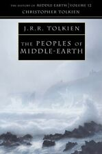 The history of Middle-earth: The peoples of Middle-earth by Christopher Tolkien