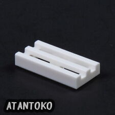 LEGO White Tile 1x2 (Grille) - (100 to 1000 Pieces)