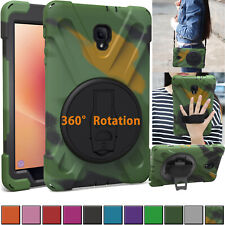Shockproof Rubber Stand Case Cover For Samsung Galaxy Tab A 8.0 2017 T385 T380
