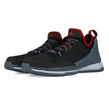 best service 1eb46 1b0af adidas Mens D Lillard Core Basketball Shoes Black Sports Breathable  Lightweight