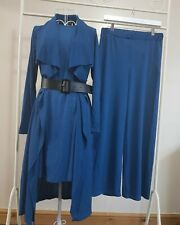 Hummes Everyday 3 piece CoOrd Set /Electric Blue