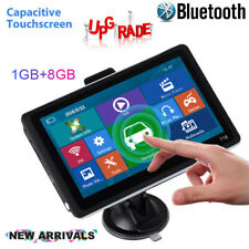 "9"" 16GB HD Car GPS Navigator Bluetooth Truck Navigation System for Android 5.1"