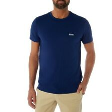 Hugo boss Men's short sleeve crew neck t-shirts with chest and shoulder logo