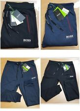 HUGO BOSS Black & Navy SKINNY Fit Tracksuit Trouser (Joggers) New with Tag