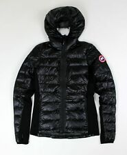 BRAND NEW - Canada Goose Women's Hybridge Lite Hoody Black - MSRP $595