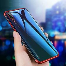 Case For Huawei P30 P20 Pro Lite P8 Lite 17 P Smart 19 Cover Shockproof Silicone