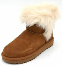 UGG AUSTRALIA WOMAN ANKLE BOOTS BOOTIES WINTER SUEDE CODE W MILLA 1018303 W