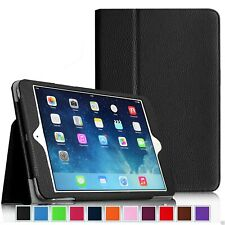 Smart Stand Leather Magnetic Case Cover For Apple iPad 4 3 2 mini Air 2 Pro 9.7