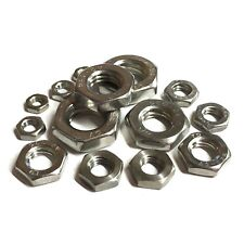 OPEL ASSORTMENT OF LOCK NUT RETAINERS CLIPS FROM 6.9mm TO 12mm VAUXHALL