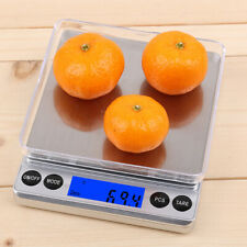 Digital Electronic 0.01 500g 1/3000g Jewelry Food Baker Kitchen Weighing Scale