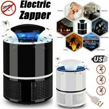 Electric Fly Bug Zapper Mosquito Insect Killer LED Light Trap Pest-Control C2A2