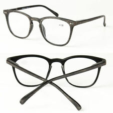 Men Women Classic Full Frame Retro Style Reading Glasses Readers R4U0