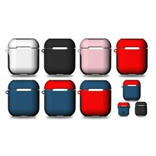 AirPods Hard Protective Case Cover Skin Strap For Apple Airpod Charging Case