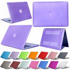 For Apple Macbook Laptop Air Pro Retina 11 13 15 12 Hard Matte Shell Case Cover