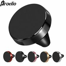 Universal Car Phone Holder Magnetic Air Vent Mount Stand 360 Rotation Cell Mobil