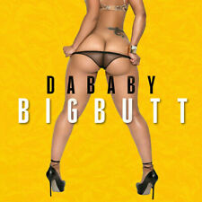 Big Butt DaBaby Music Art Fabric Poster Wall Decor HD Print Multi Sizes