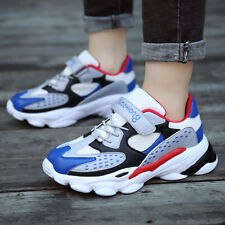 Kid's Boy's Athletic Sneakers Kids Shoes Outdoor Running Hiking Shoes Casual New