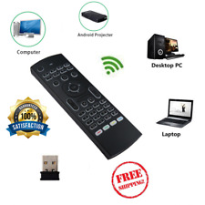 Air Mouse Keyboard Wireless Backlight TX3 Box TV Android T95Z Pro H96 X96 A95X