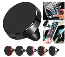 Holder Phone Car Mount Universal Air Vent Stand Mobile 360 Magnetic Dashboard