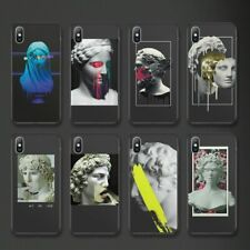 Arrows Mona Lisa Phone Case Cover iPhone 6 7 8 plus X XR XS MAX 11 pro OFF WHITE