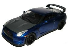 Nissan Skyline GT-R R35 Brian´s Fast and the Furious 7 Coupe Blau Ab 2008 1//24..