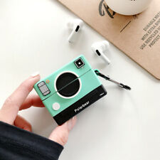 For Apple AirPods 2 Pro Charging Case Creative Camera Design Silicone Skin Cover