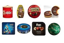 Orea Fox's McVitites Jaffa Biscuit Tin Selection Biscuits Christmas Gift Set