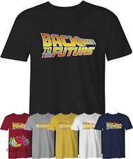 I am from the future back to the future t-shirt 9147