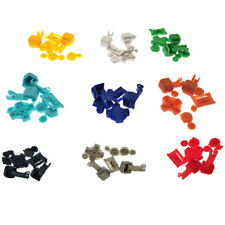 1Set colorful A B buttons D-pad for Nintendo game boy advance SP GBA new YBZQW