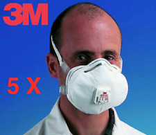 Kimberly-Clark N95 / FFP2 Face Mask Particulate Respirator Virus Surgical Mask