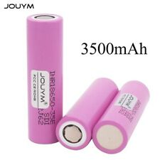 JOUYM 18650 Battery INR18650-35E 3500mAh 3.7V Li-ion Rechargeable Battery