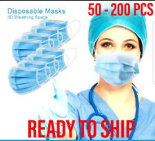 NEW Protective FACE Mask 3-Layers USA Free Shipping Roof Mouth Mask