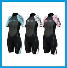 Osprey OSX Ladies Womens Short / Shorty Wetsuit chest 34 - 40""